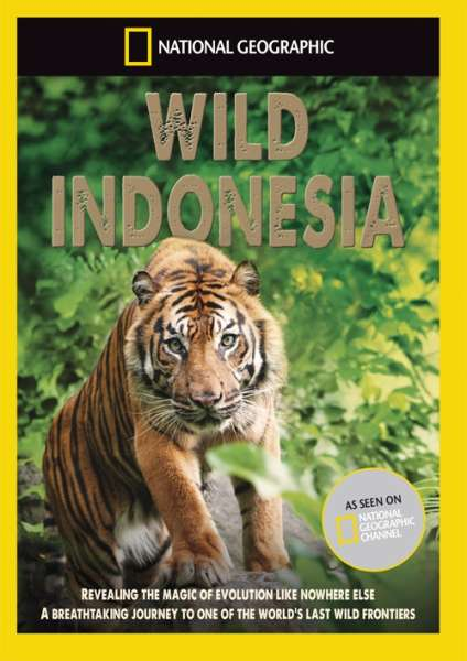 National Geographic Wild Indonesia Dvd Zavvi