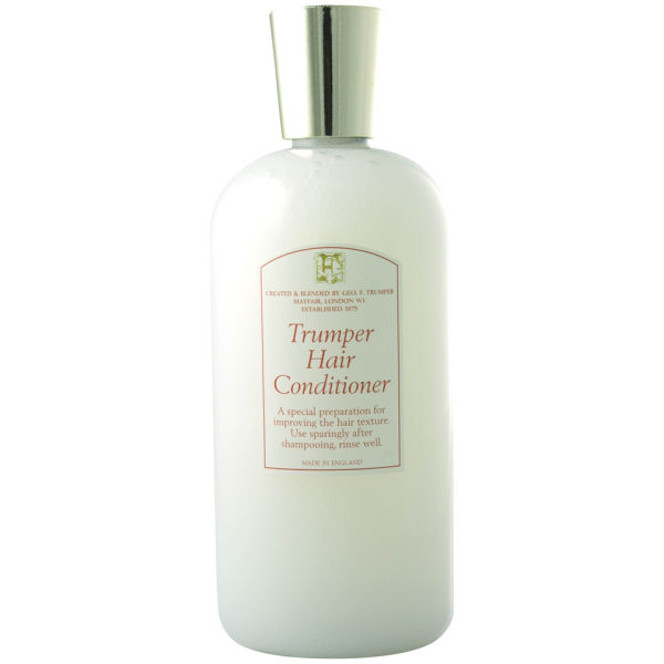 Trumpers Haar Conditioner - 500ml Reiseflasche