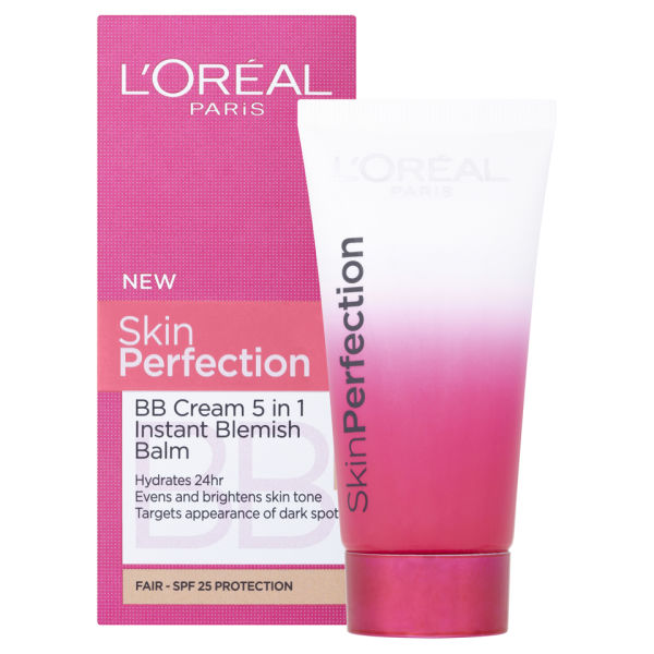 l 39 or al skin perfection bb cream 5 in 1 instant blemish. Black Bedroom Furniture Sets. Home Design Ideas