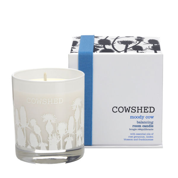 Vela reequilibrante Moody Cow de Cowshed