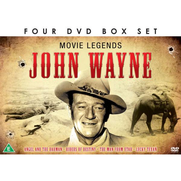 Movie Legends: John Wayne