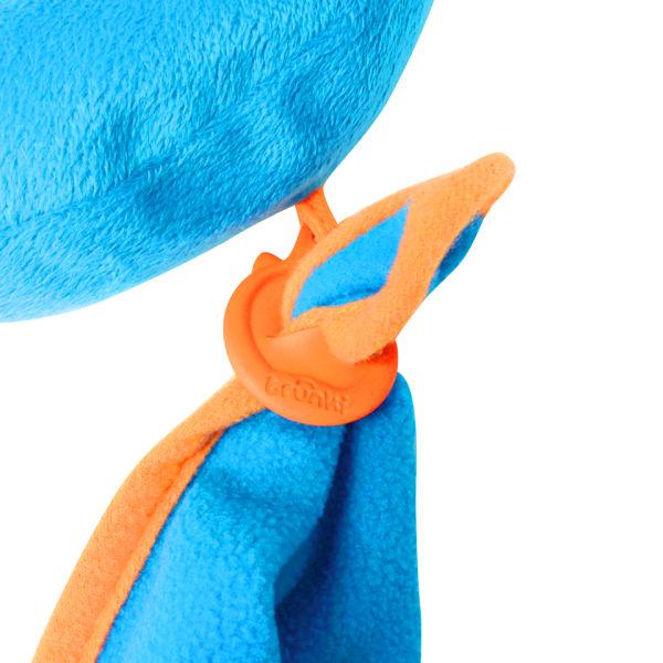 Trunki Yondi Travel Pillow Bert Blue Clothing Thehut Com