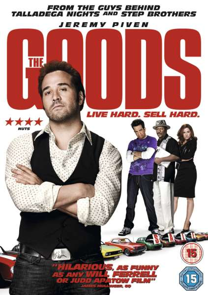 The Goods: Live Hard Sell Hard