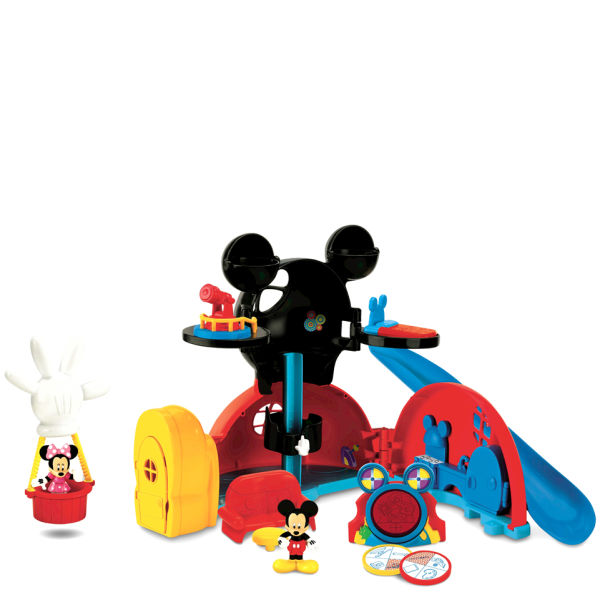 Mickey Mouse World Clubhouse Playset Toys Thehut Com