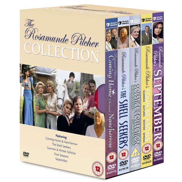 Rosamunde Pilcher - The Complete Set