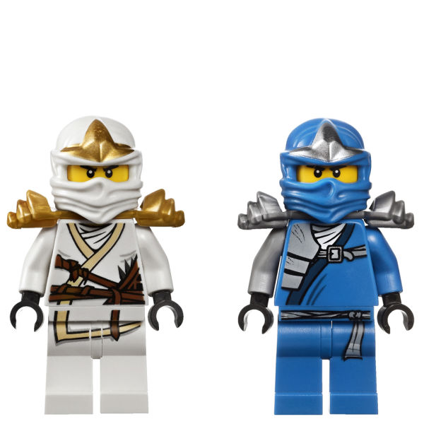 lego ninjago ultra sonic raider 9449 toys zavvi