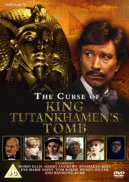 The Curse Of King Tuts Tomb Torrent: The Curse Of King Tutankhamen's Tomb DVD