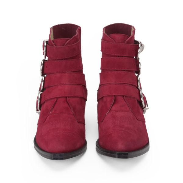 Toga Pullatwo-tone ankle boots Livraison Gratuite Finishline Acheter Prix En Ligne Pas Cher Visiter Le Nouveau À Vendre Finishline Énorme Surprise ysrKrLWkr2