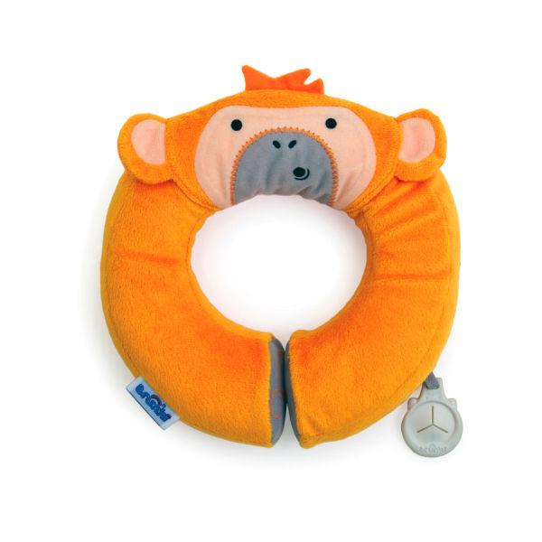 Trunki Yondi Travel Pillow - Mylo - Orange