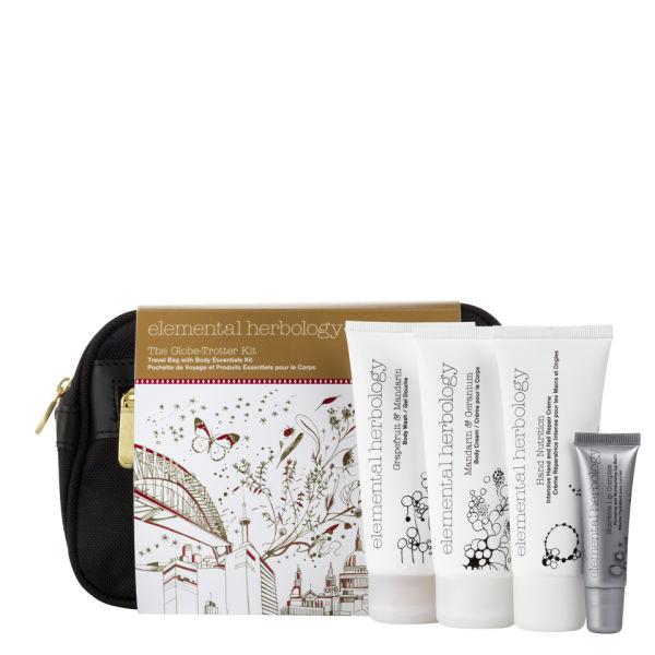 Elemental Herbology The Globe-Trotter Kit Limited Edition Travel Bag
