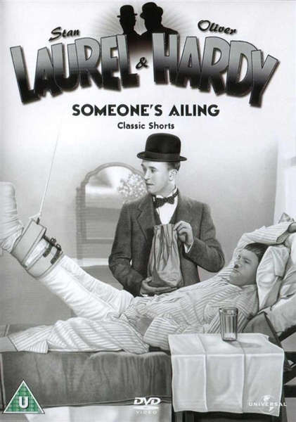 Laurel & Hardy - Someones Ailing Classic Shorts