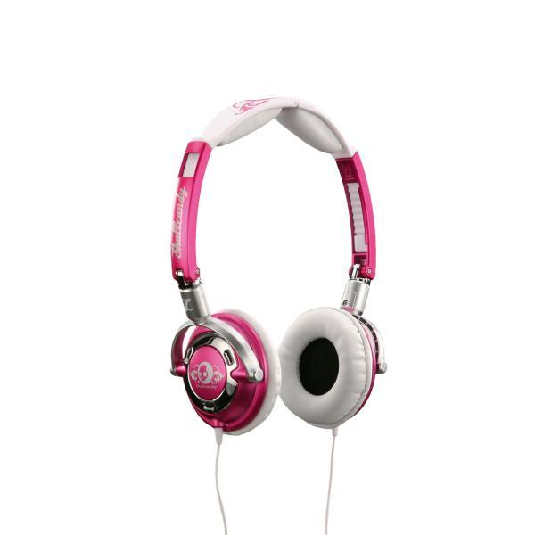 Earphones girls cute - skull candy earphones gold