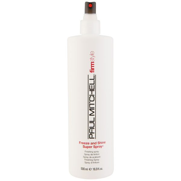 Paul Mitchell Firm Style Freeze And Shine Super Spray (500 ml)