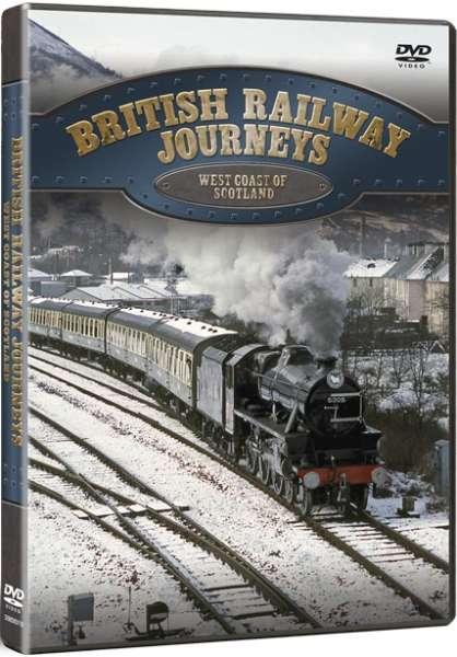 British Railway Journeys:  West Coast Of Scotland