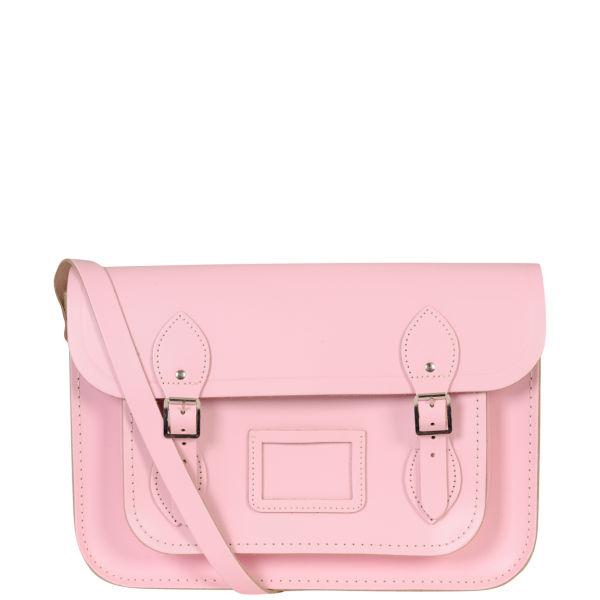 Pastel pink satchel bag – Trend models of bags photo blog