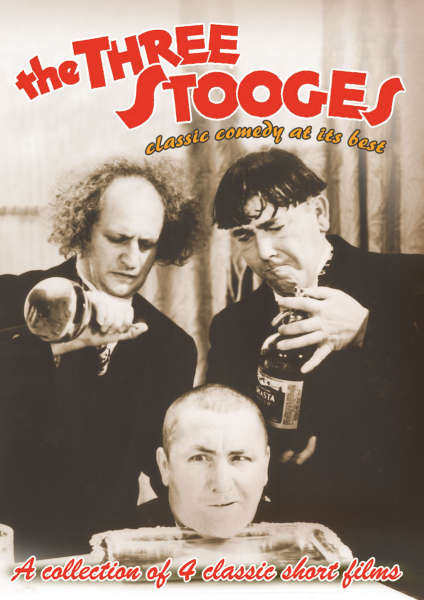 The Three Stooges A Collection Of Classic Short Films