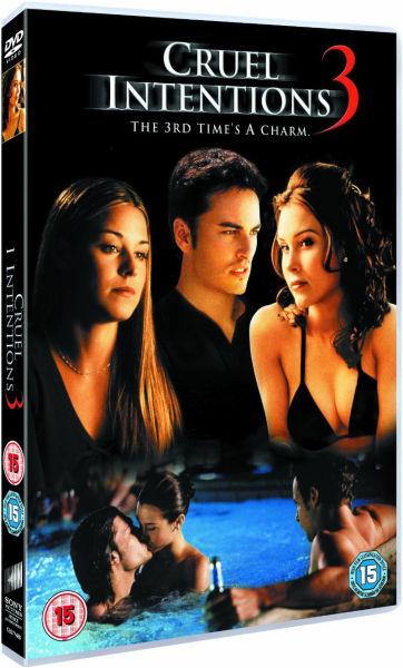Cruel Intentions 3 DVD | Zavvi