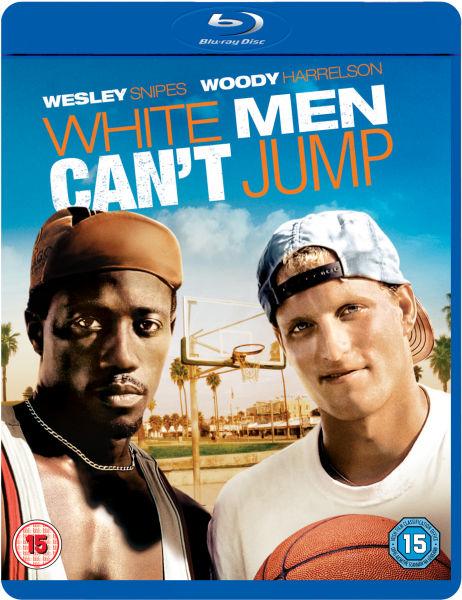 Les blancs ne savent pas sauter
