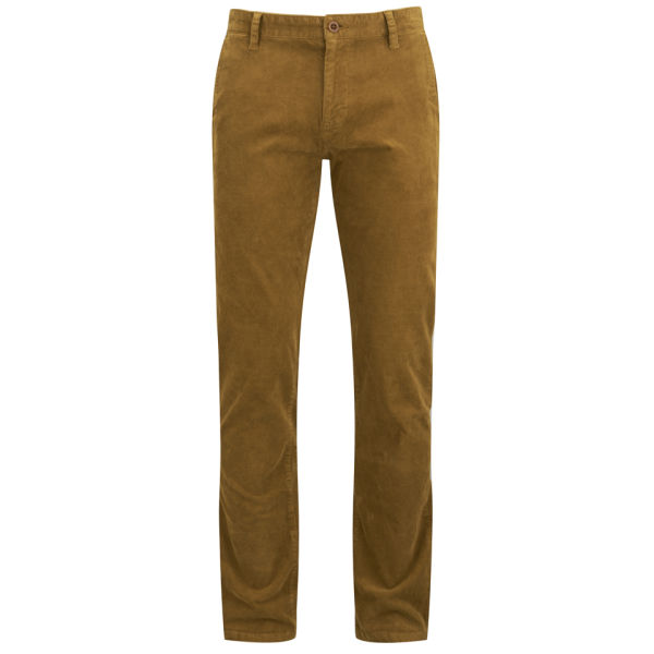 BOSS Orange Men's Slim Fit Sairy7 Trousers - Dark Bridge