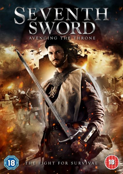 Seventh Sword (Avenging The Throne)