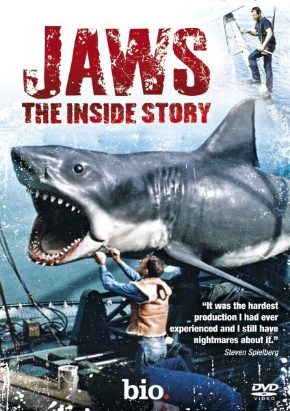 Jaws The Inside Story Dvd Zavvi