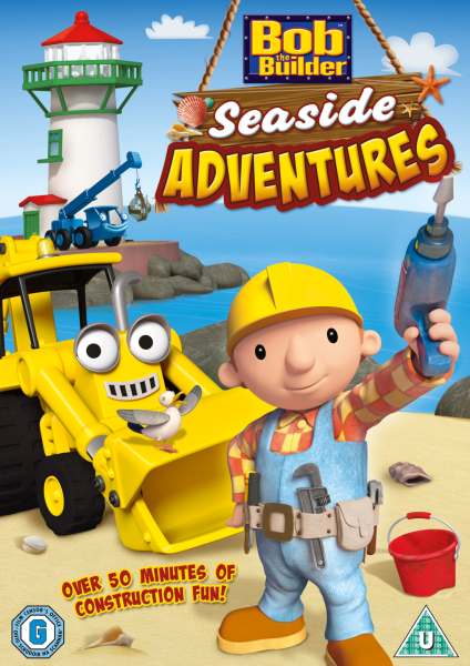 Bob The Builder Seaside Adventures Dvd Zavvi