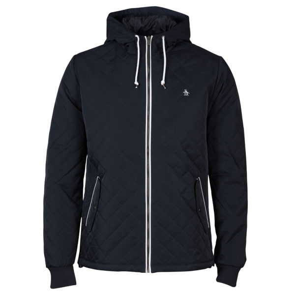 Original Penguin Hooded Ratner Jacket CP1488