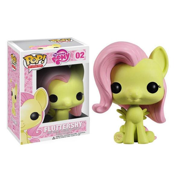 Figurine Pop! Vinyl Fluttershy Mon Petit Poney