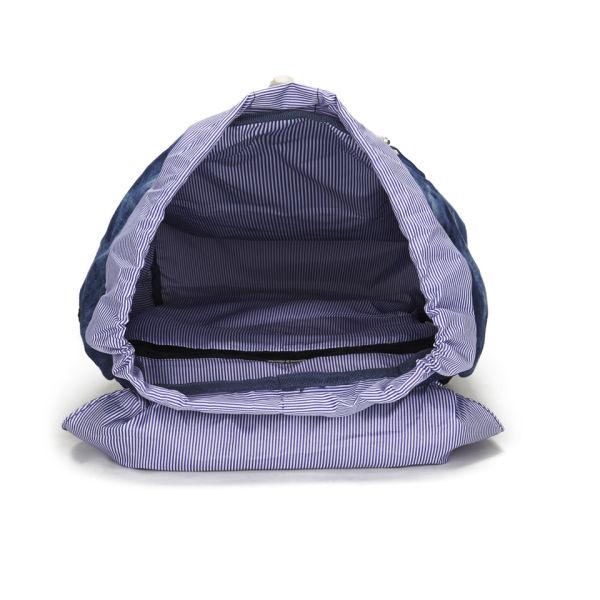 a65883c2262 Herschel Supply Co. Select Little America Backpack - Acid Washed Denim   Image 4