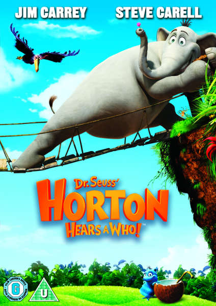 Horton Hears A Who Dvd Zavvi