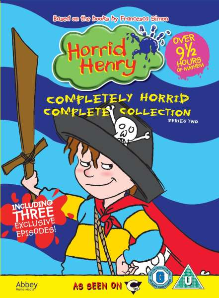 Horrid Henry: Completely Horrid Complete Collection ...