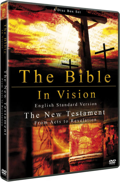 The Bible in Vision: The New Testament - From Acts to Revelation