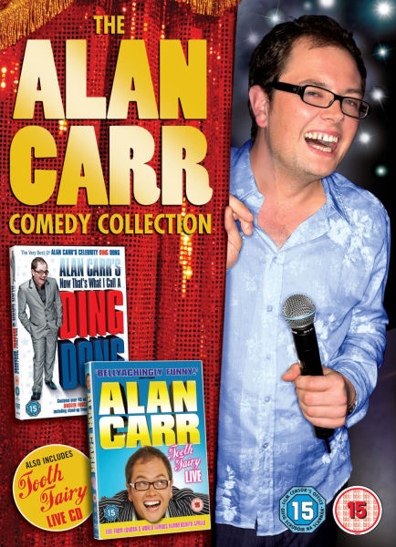Alan Carr Box Set
