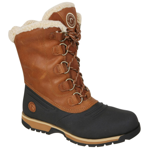 Rockport Men's Lux Lodge Snow Boots - Wheat Clothing