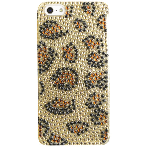Cygnett Glamour Mobile Case for iPhone 5 - Leopard