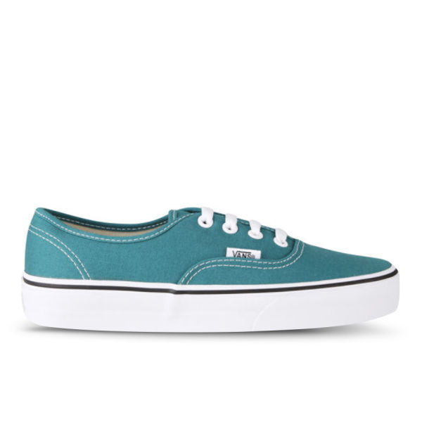 Vans Women's Authentic Trainers - Deep Lake/True White