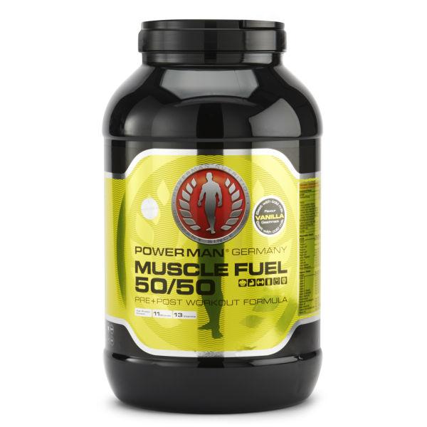 PowerMan Muscle Fuel 50/50
