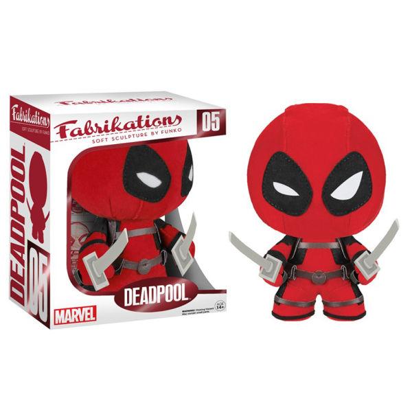Marvel Deadpool Fabrikations Plush Figure