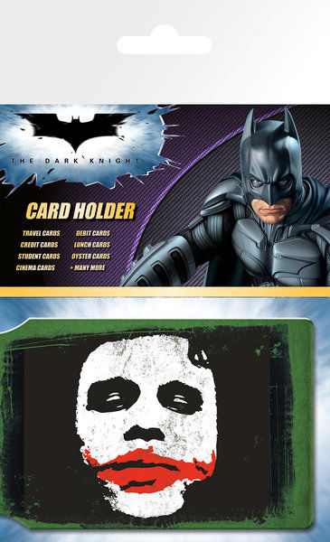Porte-Cartes Batman The Dark Knight DC Comics - Joker