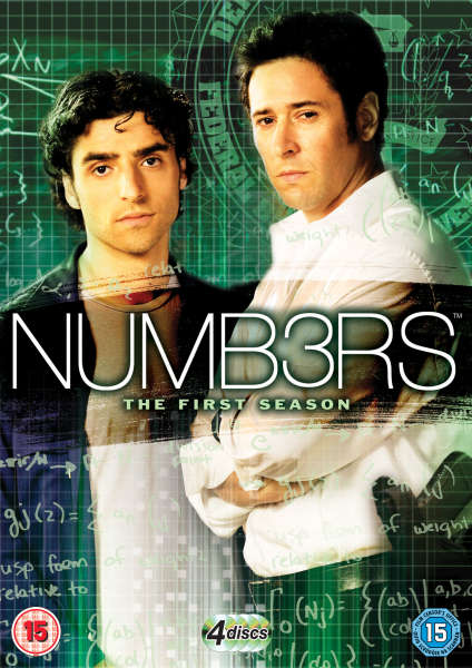 Numb3rs - Complete Season 1 [Repackaged]
