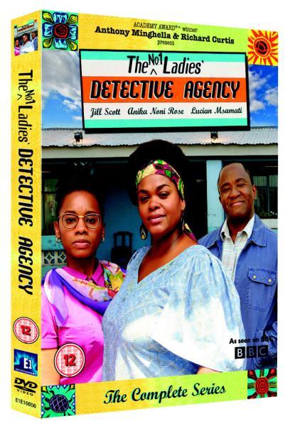 No 1 Ladies Detective Agency Series 1