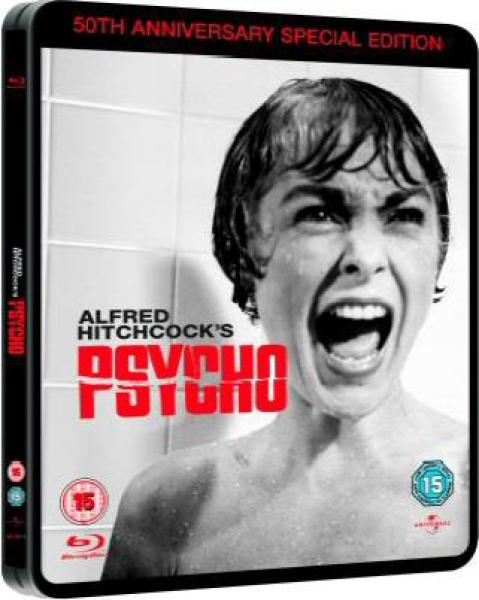psycho 50th anniversary edition dvd