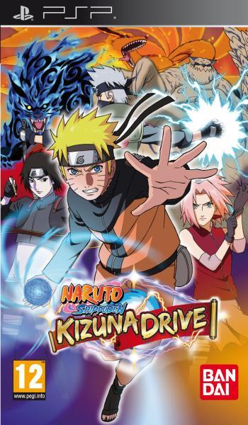 Naruto Shippuden Kizuna Drive Psp Zavvi Uk