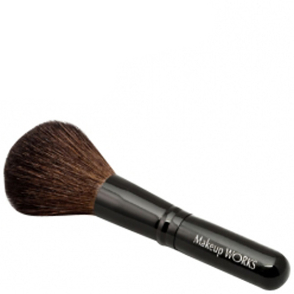 Makeup Works Bronzer Powder Brush Hq Hair
