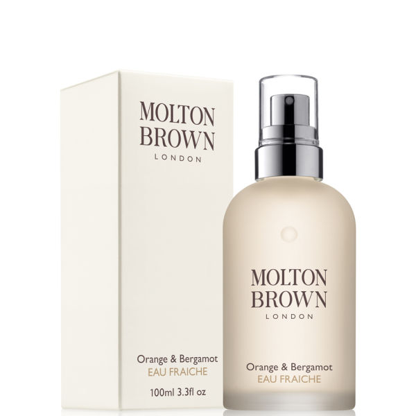 Molton Brown Orange and Bergamot Eau Fraiche 100ml