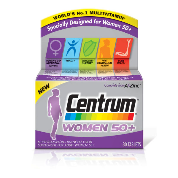 Centrum Women 50 Plus (30 Tabletten)