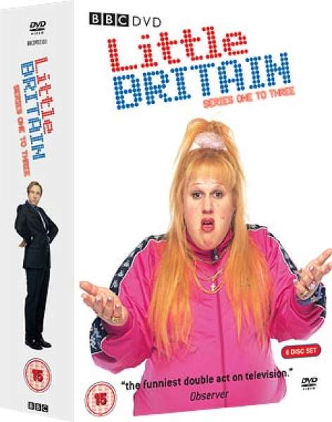 little britain serie