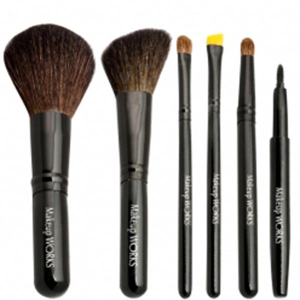 Makeup Works Professional Makeup Brush Set | Free Shipping ...