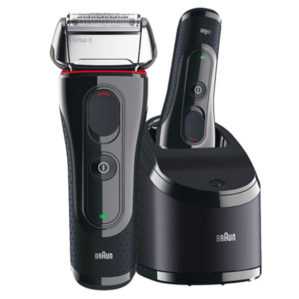 Braun 5070CC Clean and Charge Rasierer