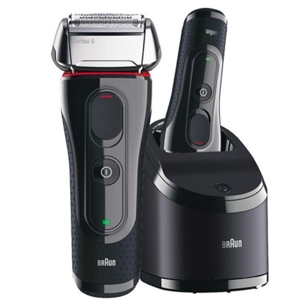 Maquinilla de afeitar eléctrica Braun 5070CC